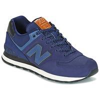 Boty Nízké tenisky New Balance ML574 Tmavě modrá