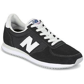 Boty Nízké tenisky New Balance U220 Černá