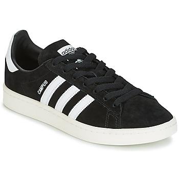 Boty Nízké tenisky adidas Originals CAMPUS Černá