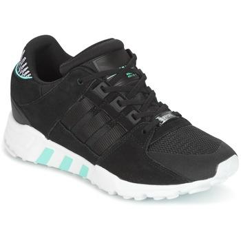 Boty Ženy Nízké tenisky adidas Originals EQT SUPPORT RF W Černá