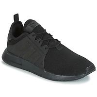 Boty Muži Nízké tenisky adidas Originals X_PLR Černá