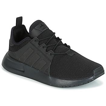 Boty Děti Nízké tenisky adidas Originals X_PLR Černá