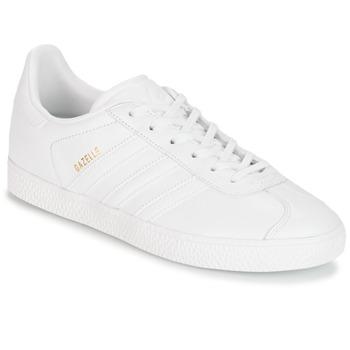 adidas Tenisky Dětské GAZELLE J - Bílá