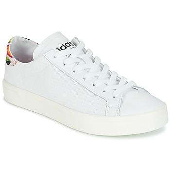 Boty Ženy Nízké tenisky adidas Originals Court Vantage Bílá