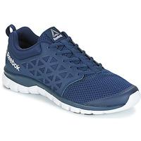 Boty Muži Běžecké / Krosové boty Reebok Sport SUBLITE XT CUSHION Tmavě modrá / Bílá