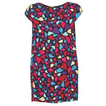 Textil Ženy Krátké šaty Love Moschino WVF0300T9171 vícebarevná