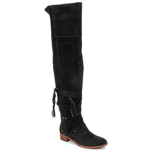Boty Ženy Vysoké kozačky nad kolena See by Chloé FLIROL Černá