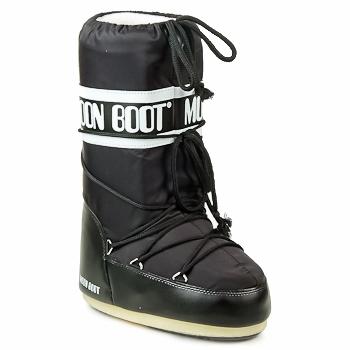 Boty Ženy Zimní boty Moon Boot MOON BOOT NYLON Černá