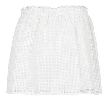 Textil Ženy Sukně Betty London GIRMOU Bílá