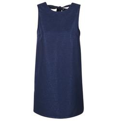 Textil Ženy Krátké šaty Casual Attitude GADINE Tmavě modrá