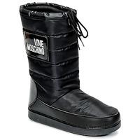 Boty Ženy Zimní boty Love Moschino JA24212G04 Černá