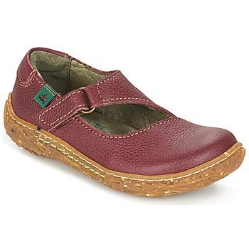 El Naturalista Kotníkové boty Dětské NIDO - Červená