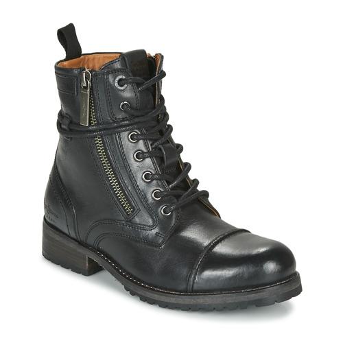 Boty Ženy Kotníkové boty Pepe jeans MELTING Černá