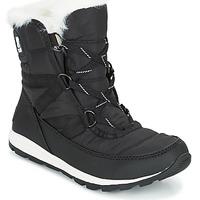 Boty Ženy Zimní boty Sorel WHITNEY SHORT LACE Černá