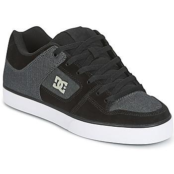 DC Shoes Skejťácké boty PURE SE - Černá