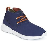 Boty Muži Kotníkové boty DC Shoes ASHLAR M SHOE NC2 Tmavě modrá / Velbloudí hnědá