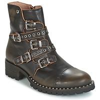 Boty Ženy Kotníkové boty Dkode UMBRIA-BLACK-001 Černá