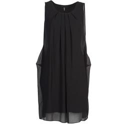 Textil Ženy Krátké šaty Naf Naf KLOLA Černá