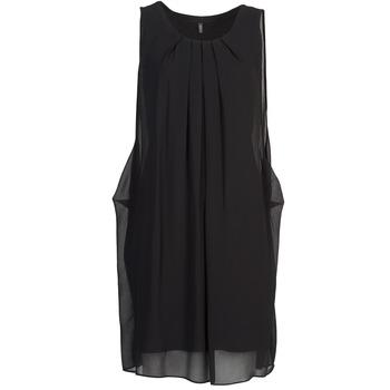 Naf Naf Krátké šaty KLOLA - Černá