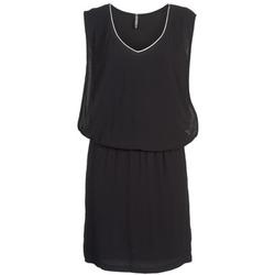 Textil Ženy Krátké šaty Naf Naf LYLOMA Černá