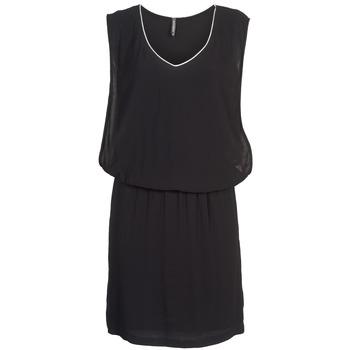 Naf Naf Krátké šaty LYLOMA - Černá