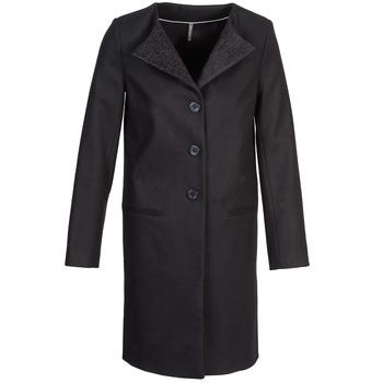 Textil Ženy Kabáty Naf Naf APATI Černá
