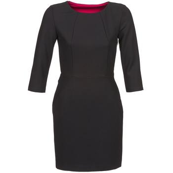 Textil Ženy Krátké šaty Naf Naf EPARCIE Černá