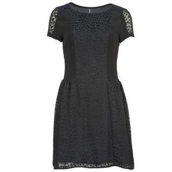 Naf Naf Krátké šaty KEUR - Černá