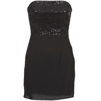 Naf Naf Krátké šaty LYCHA - Černá