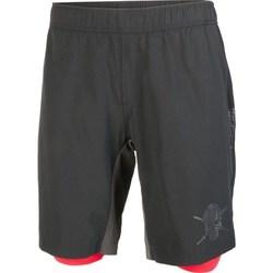 Textil Muži Kraťasy / Bermudy adidas Originals A2G Twoinone Shorts M Černé