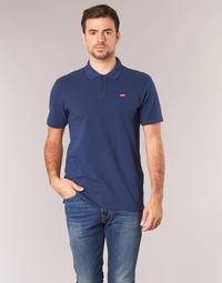 Textil Muži Polo s krátkými rukávy Levi's HOUSEMARK Tmavě modrá