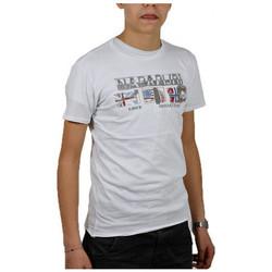 Textil Děti Trička s krátkým rukávem Napapijri