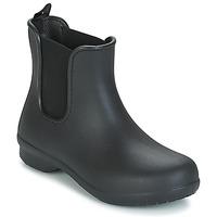 Boty Ženy Kotníkové boty Crocs CROCS FREESAIL CHELSEA Černá