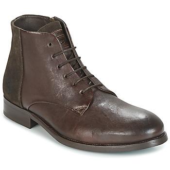 Boty Muži Kotníkové boty Kost MODER Hnědá