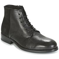 Boty Muži Kotníkové boty Kost MODER Černá