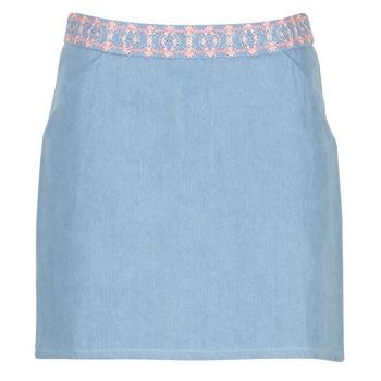 Textil Ženy Sukně Yurban  Modrá
