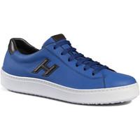 Boty Muži Nízké tenisky Hogan HXM3020W550ETV809A blu