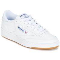 Boty Nízké tenisky Reebok Classic CLUB C 85 Bílá
