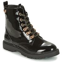 Boty Ženy Kotníkové boty Kaporal SANGOAN Černá