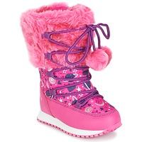 Boty Dívčí Zimní boty Agatha Ruiz de la Prada APRES-SKI AGATHA Růžová