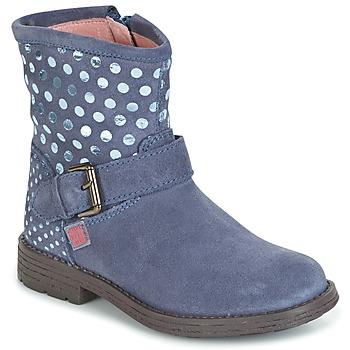 Boty Dívčí Kotníkové boty Agatha Ruiz de la Prada VAGABUNDA AGATHA Modrá