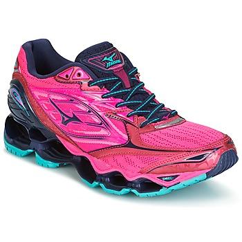 Boty Ženy Běžecké / Krosové boty Mizuno WAVE PROPHECY 6 (W) Růžová