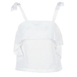 Textil Ženy Halenky / Blůzy Moony Mood GEMA Bílá