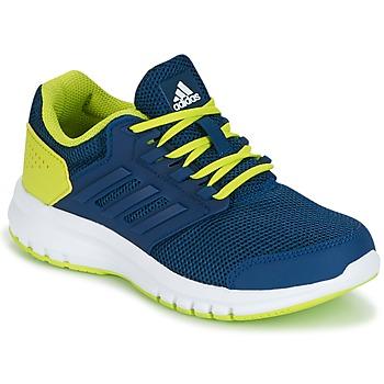 Boty Chlapecké Běžecké / Krosové boty adidas Performance GALAXY 4 K Modrá