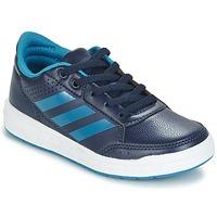 Boty Chlapecké Nízké tenisky adidas Performance ALTASPORT K Tmavě modrá