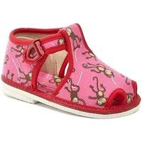 Boty Děti Bačkůrky pro miminka Czech Made dětská obuv Art. 505 papučky mix - různé velikosti mají různé barvy