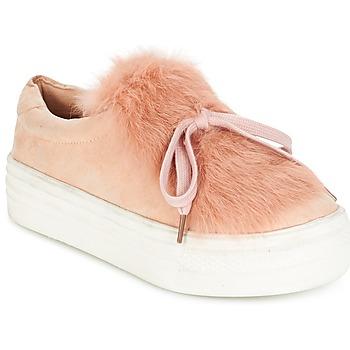 Boty Ženy Nízké tenisky Coolway PLUTON Růžová
