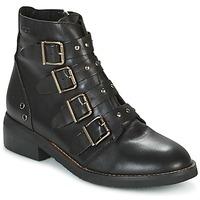 Boty Ženy Kotníkové boty Coolway DENZEL Černá