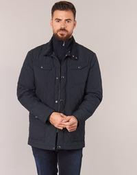 Textil Muži Bundy Gant THE CENTRAL POND QUILTER Černá