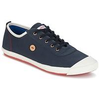 Boty Muži Nízké tenisky Faguo OAK01 Tmavě modrá
